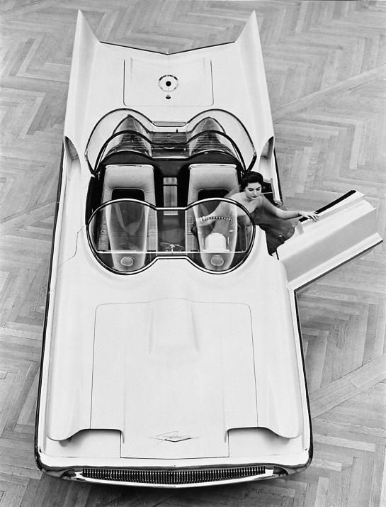 1955 Lincoln Futura / Ford Motor Company