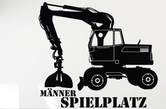 Maennerspielplatz, el parque de juegos de los hombres