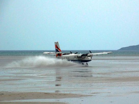 Barra Island airport