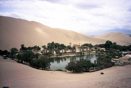 Huacachina, Ica, Perú
