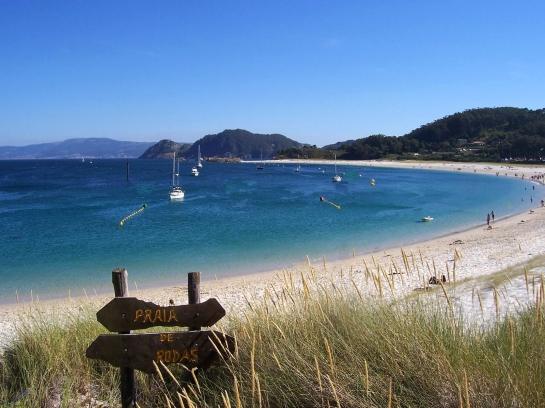 Playa de Rodas-Cíes-Vigo