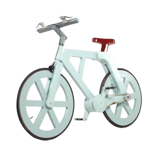 ALFA la bicicleta de cartón