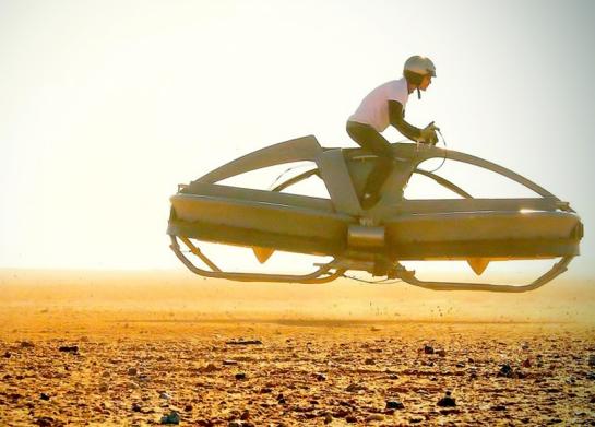 Aeroflex Hoverbike
