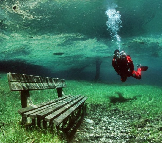 Grüner See, Estiria