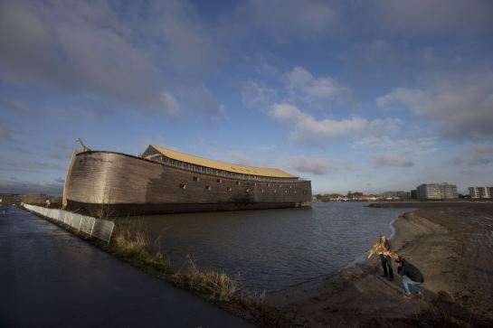 El Arca de Noe de Johan Huibers
