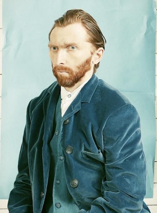 Tadao Cern- Van Gogh