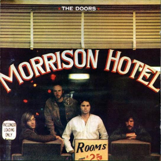 The Doors, Morrison Hotel (1970)