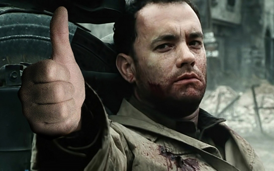Private Ryan Thumbs-Up
