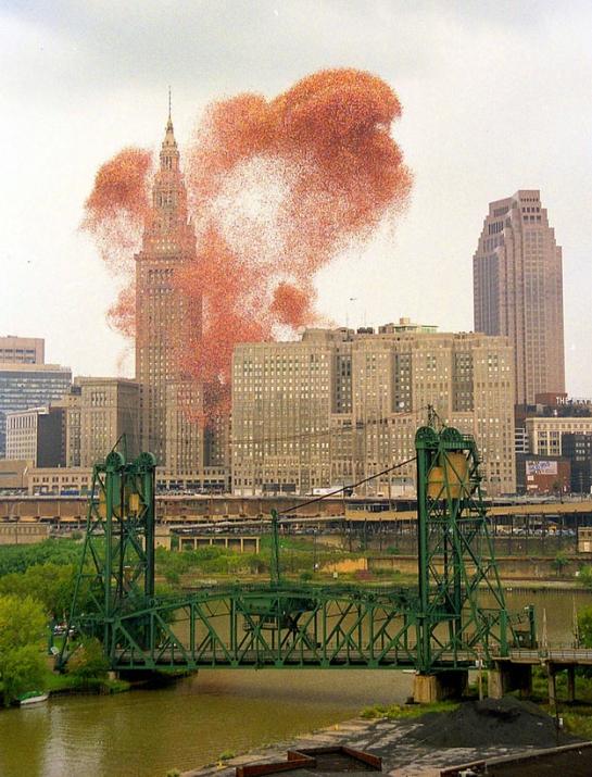 Cleveland Balloon fest 1986: Rompieron el récord Guinnes… y muchas más cosas!.