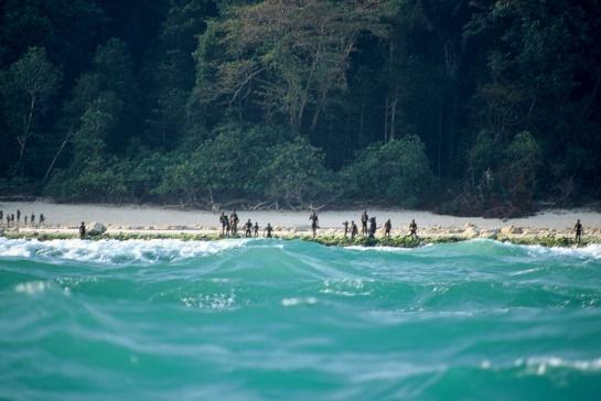 Sentinel Island, el lugar inexplorado